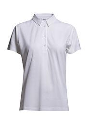 Pique Poloshirt - White