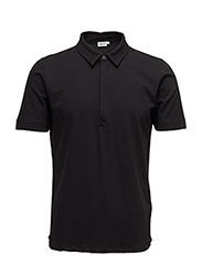 M. Pique Poloshirt S/S - Black