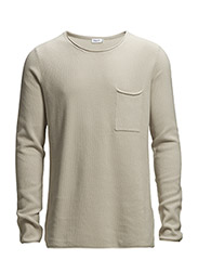 M. Light Moss Knit Sweater - Dover