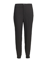Jay Crepe Pants - Black