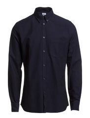 M. Paul Oxford Shirt - Space/Black