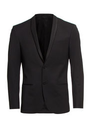 M. Rick Tux Jacket - Black