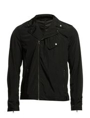 M. James Biker Jacket - Black