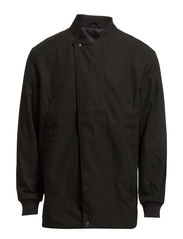 M. Ryan Welded Bomber Jacket - Black