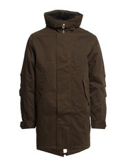 M. Carter Winter Parka - Teak