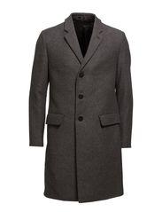 M. Ralph Wool Coat - Granite Mel.