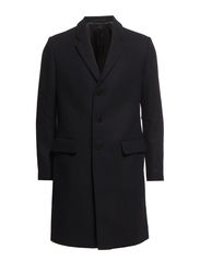 M. Ralph Wool Coat - Navy