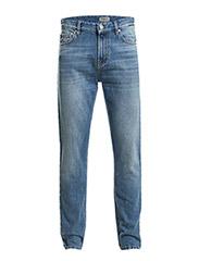 M. David Blue Wash Jeans - LIGHT SEAS