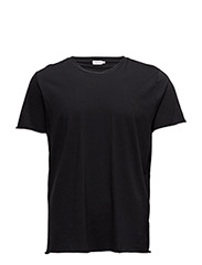 M. Lt. Single Jersey Tee - BLACK