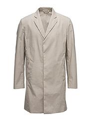 M. Christopher Spring Coat - BEIGE