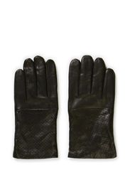 M. Perforated Smart Glove - Black