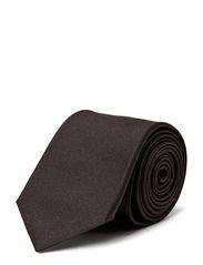 M. Solid Tie - Black