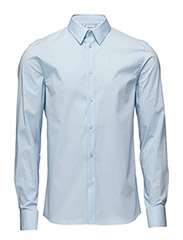 M. Paul Stretch Shirt - LIGHT BLUE