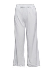 Satin Twill Pants - MOON