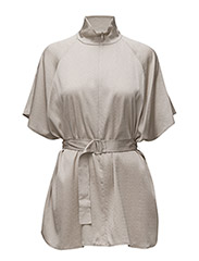 Filippa K - Zip Collar Belt Top