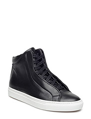 Elina High Sneaker - BLACK