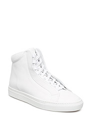 Elina High Sneaker - WHITE
