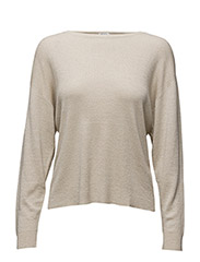 Lurex Sweater - GOLD