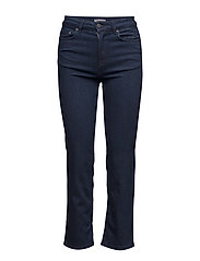 Stella Cropped Denim - BLUE-BLACK
