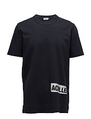 M. Adrian Cotton Interlock Tee - NAVY
