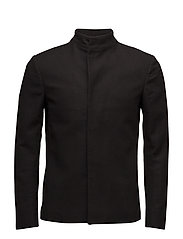 M. Daniel Cotton Jacket - BLACK