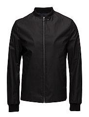 M. Viktor Emblem Jacket - BLACK