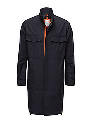M. MFK Proof Coat - NAVY
