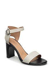 Lacey High Sandal - SAND