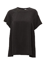 Trapeze Tunic - BLACK