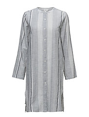 Bea Shirt Dress - NIGHT STRI
