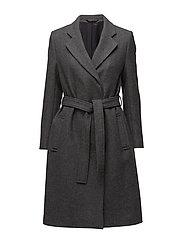 Eden Belted Coat