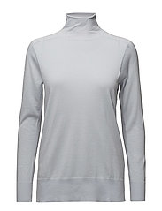 Mock Neck Pullover - ARCTIC