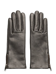 Zip Glove - GUN METAL