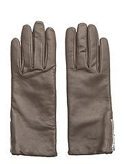 Zip Glove - KHAKI GREE