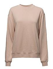 Drapey Sweatshirt - BLUSH