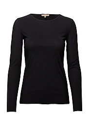 Smooth Dance Top - BLACK