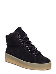 Anna Warm High Top - BLACK