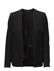 Tea Jacket - BLACK