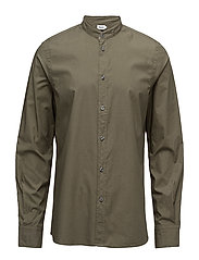 M. Pierre Garment Dyed Shirt - FEN