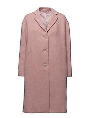 Parker Plush Wool Coat