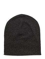 Cashmere Hat - ANTRACITE