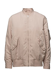 Bentley Bomber Jacket - BLUSH
