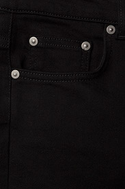 ... Stella Cropped Black Denim ...