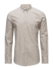 M. Pierre Casual Shirt - LIGHT BEIG
