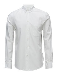 M. Pierre Casual Shirt - WHITE