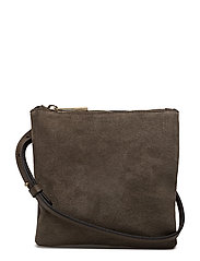 Marly Utility Leather Bag - DK STONE S