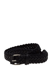 Braided Hip Belt - BLACK
