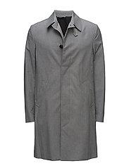 M. Carcoat - BLACK/WHIT