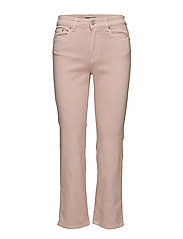 Stella Cropped Coloured Denim - PETAL