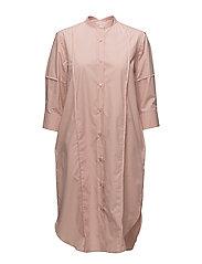 Cotton Shirt Dress - PETAL
